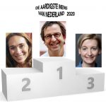 🇳🇱De aardigste mens van Nederland 2020 – Top 3